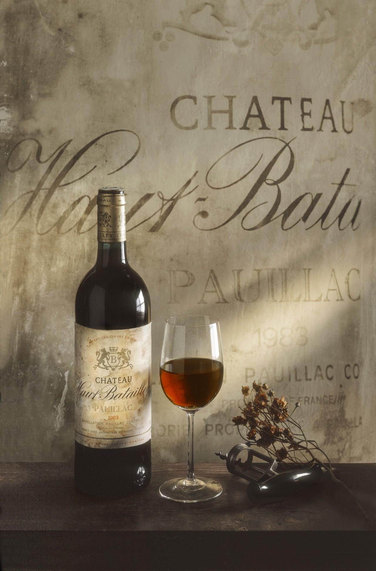 Peter Marshall Photography Wine bottle
