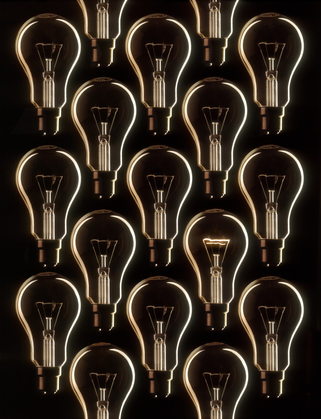 Peter Marshall Photography Lightbulbs