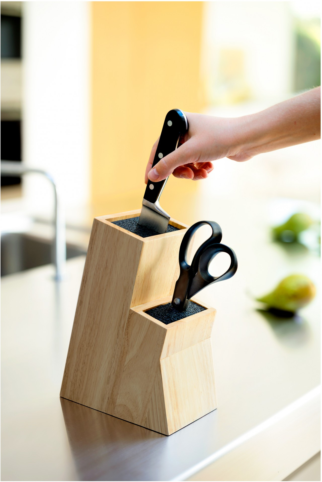 Peter Marshall Photography Knife block